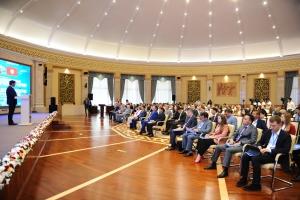 2019.07.26 Кыргызско-Российский форум молодежных лидеров