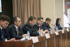 2019.09.23 Российско-Азербайджанский молодёжный форум
