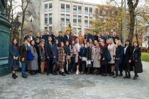 2019.10.20-23 Российско-Казахстанский молодёжный форум
