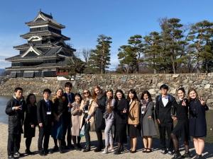 2019.11.26–12.04 Японо-Российский молодёжный форум