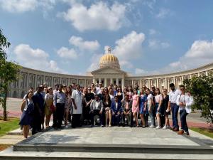 2019.12.06-13 Визит российской делегации в Индию