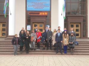 2019.12.10 Форум молодых учёных Узбекистана и России